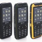 Представлен защищённый телефон дляэкстремаловSENSEITP101