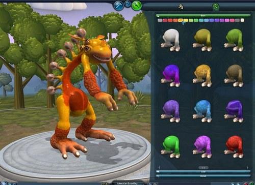 скачать игру Spore на компьютер бесплатно онлайн - фото 6