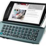 Sony Ericsson Vivaz pro — «общительный» телефон