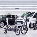 MWC 2015: Ford покажет умные электровелосипеды MoDe