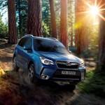 Subaru Forester 2015 года появится в мае
