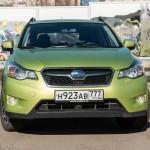 Тест драйв Subaru XV 2.0i-S EG