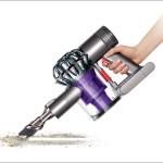 Представлен пылесос Dyson V6 Total Clean