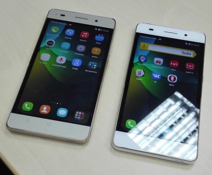 Продажи Huawei Honor 4С