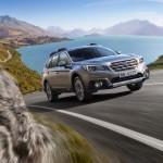Subaru Outback 2015 появится летом
