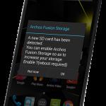 Вышло приложение ARCHOS Fusion Storage