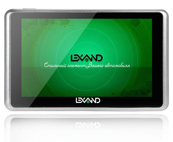 Автомобильный планшет LEXAND SB 5 HD