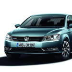 Volkswagen представила Passat BlueMotion