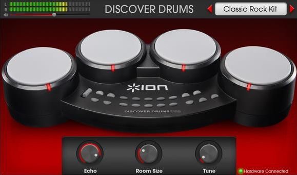ION Audio Discover Drums