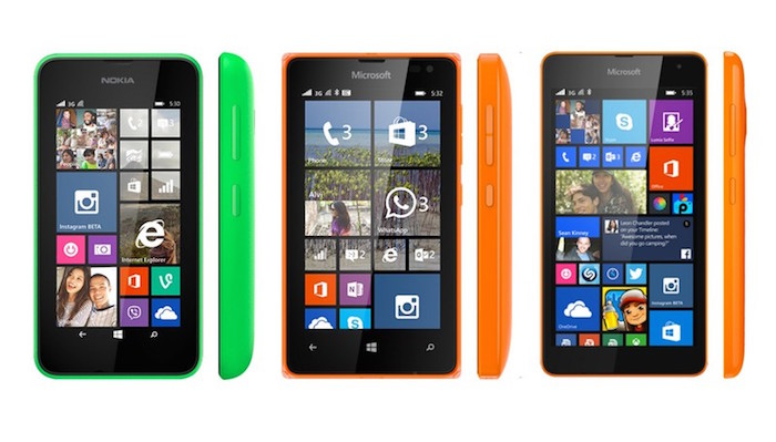 Продажи Windows Phone