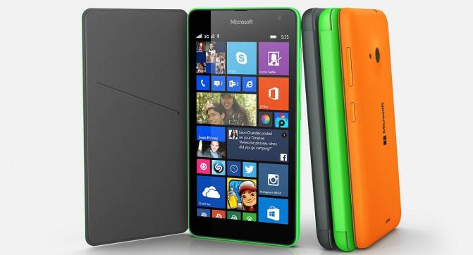 Lumia 540 dual sim цена
