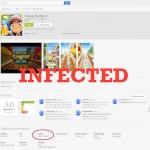 Вирусы в Play Market приобрели характер эпидемии