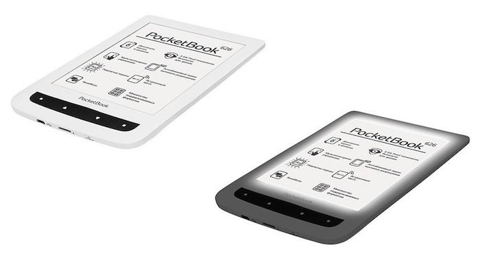 обновление PocketBook Touch 626