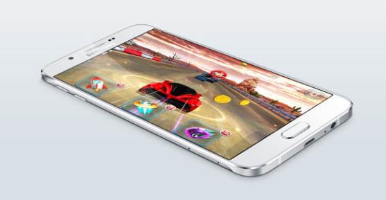 Samsung Galaxy A8 выходит на рынок