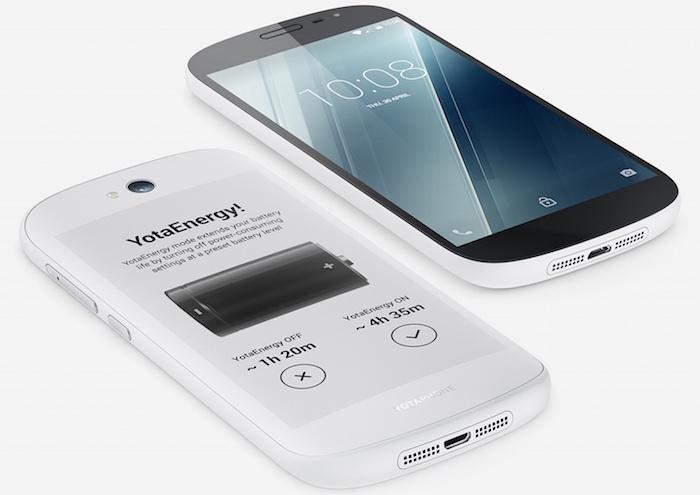 YotaPhone 2 для государственных структур