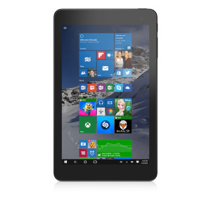 Dell Venue 8 Pro 5000 Series (Model 5855) Windows 8-inch tablet computer, codename Blackwell.
