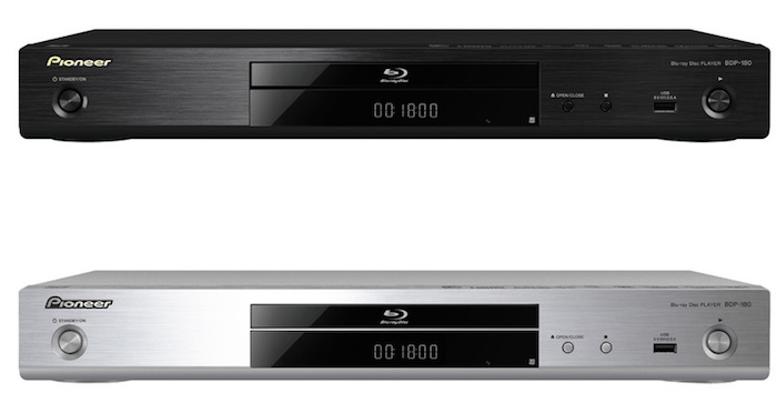 Blu ray Pioneer BDP-180