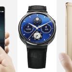 IFA 2015: смартфон Huawei Mate S и часы Huawei Watch