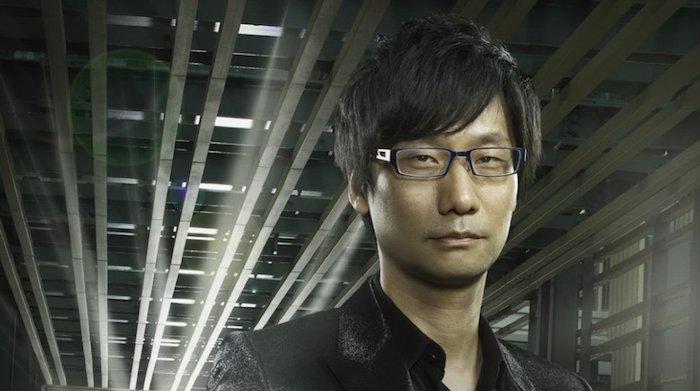 Konami Хидэо Кодзима