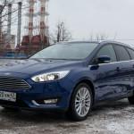 Тест драйв Ford Focus Универсал 2015