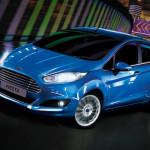 Тест драйв Ford Fiesta 2015
