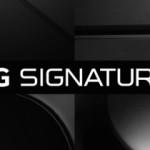 Компания LG представила новый бренд LG SIGNATURE