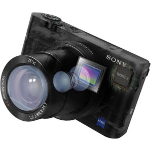 Обзор компактной камеры Sony Cyber-shot RX100 IV