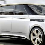 Volkswagen показала концепт-кар BUDD-e на CES 2016