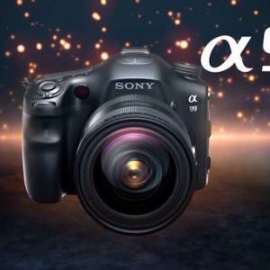 Sony Alpha 99 – профессиональная лёгкость