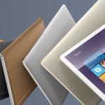 Huawei представляет MateBook на выставке MWC 2016
