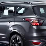 На Всемирном мобильном конгрессе Ford анонсировал новый Kuga
