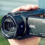Объявлены цены на новые видеокамеры Sony Handycam