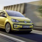 Volkswagen представит концепт-кар и обновленный Volkswagen up!
