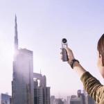 LG 360 CAM позволяет делиться панорамами улиц через Google Street View