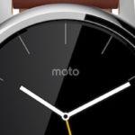 Легендарные смарт-часы Moto 360 – теперь и в России