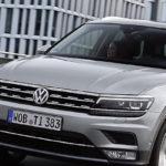 Новый Volkswagen Tiguan стал победителем Design Trophy-2016