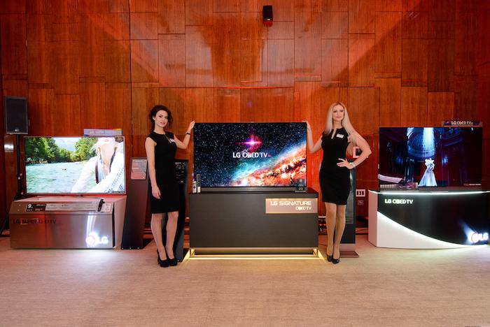 Новая линейка OLED И SUPER UHD телевизоров LG