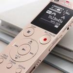 Sony представила диктофон ICD-UX560 с тремя режимами записи