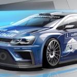 Volkswagen разработал новый Polo R WRC