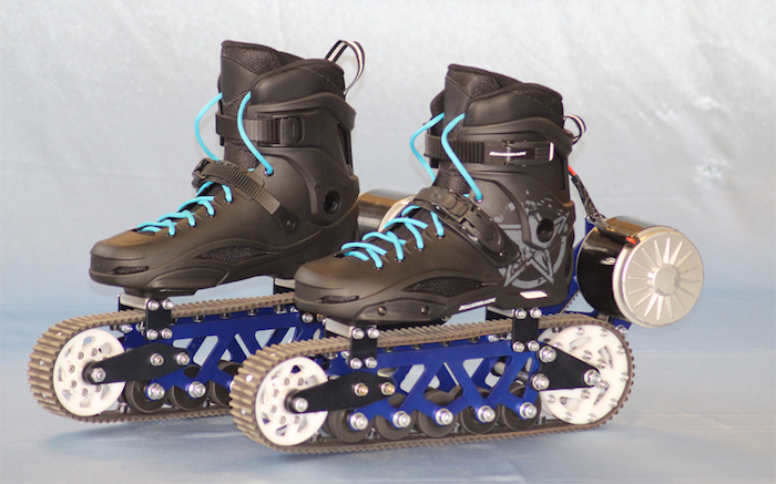 Off Road Rollerblades