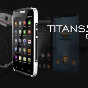 DOOGEE DG700 Titans 2: титан в джунглях