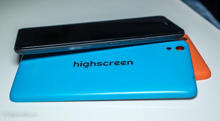 Highscreen Prime L