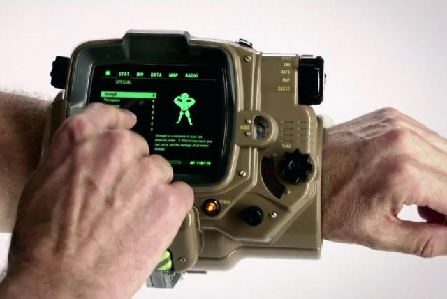 Pip-Boy Deluxe Bluetooth Edition