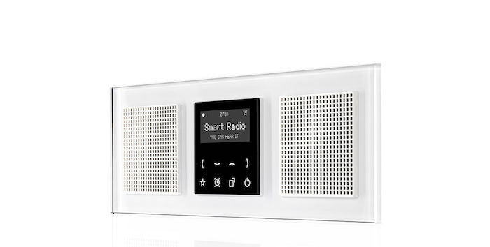 smartradio-touch-display