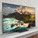 Телевизоры BRAVIA серии ZD9 с поддержкой 4K HDR