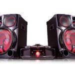 LG XBOOM CM9960 — мощный звук и беспроводные технологии