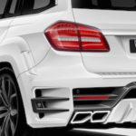 LARTE Design представит новый проект для Mercedes GLS в рамках ММАС 2016