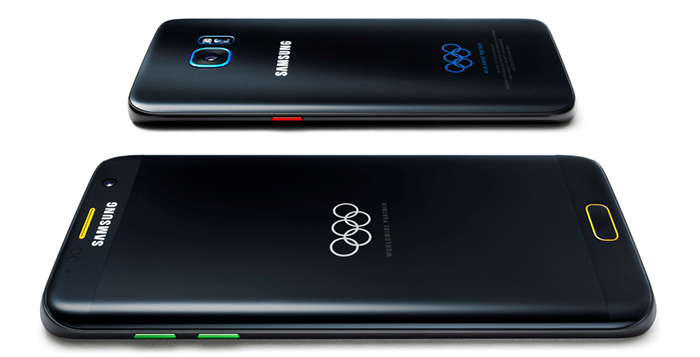 Samsung Galaxy S7 edge Olympic Edition