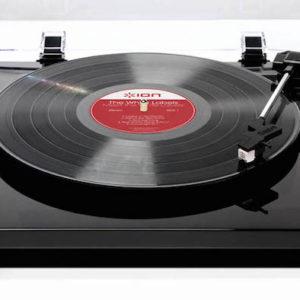 Обзор проигрывателя виниловых дисков ION AIR LP