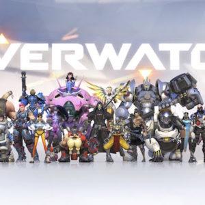 Overwatch – мультяшный винигрет